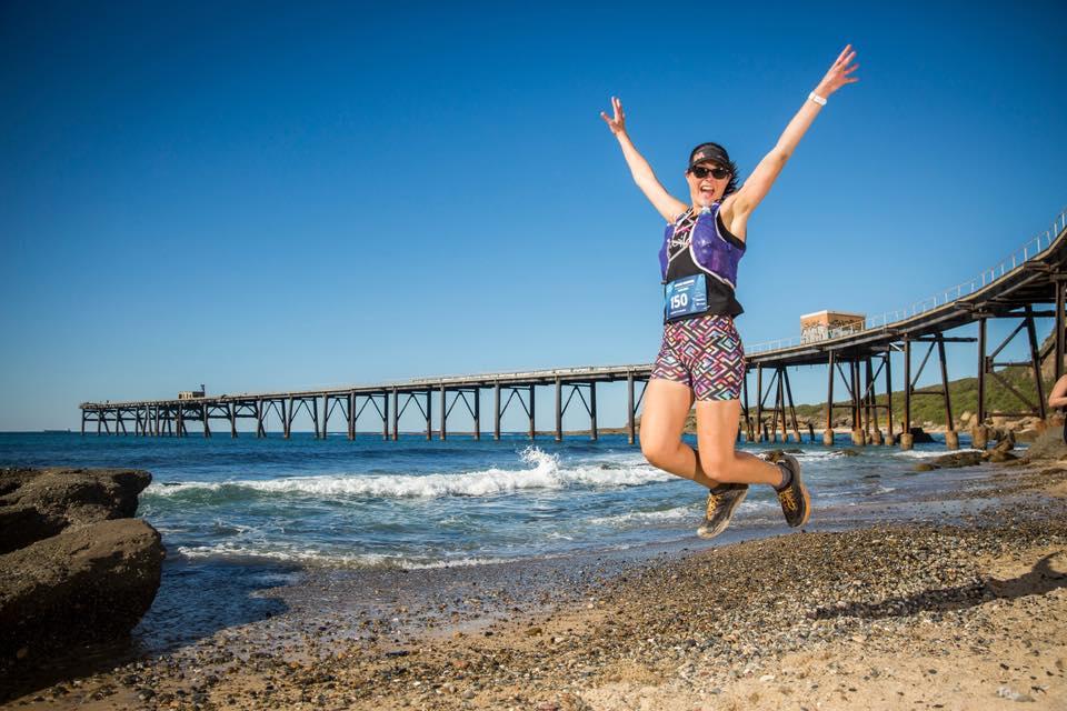 Stephanie Killesteyn jumping